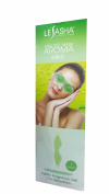 Mini Eye Mask Aroma Mint. Lightly Fragrance Gel For Relaxation from Lesasha, Innovation In Trend. Reusable & Comfortable.