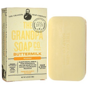 Grandpa Soap Co. Grandpa's Bar Soaps Buttermilk 130ml (a) - 2PC