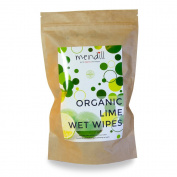 Mendill - Organic Lime Wet Wipes