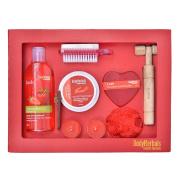 BodyHerbals Strawberry Essentials Set