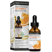 Skin Pasión Brightening Vitamin C Beauty Oil