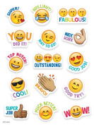 Creative Teaching Press Emoji Rewards Stickers
