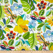 Richloom Indoor/Outdoor Lensing Garden Fabric By The Yard