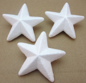 Dandan DIY 20pcs Smoothfoam Star Shaped Foam Craft Making Foam Ball Wedding Decor Diy Supply