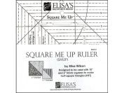 Elisa's Backporch Design Backporch Square Me Up Ruler