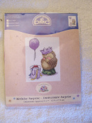 Birthday Surprise Counted Cross Stitch Kit
