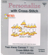 Deductions - Personalise with Cross Stitch Kit
