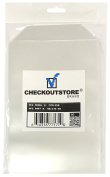 100 CheckOutStore Clear Storage Pockets