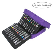 Handy 40 Slot Carrying Marker Case Holder for Primascolor Marker and Copic Marker