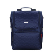 Nappy Bag Backpack (navy)