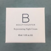 BeautyCounter Rejuvenating Night Cream - Formulated with marine extracts and safflower oleosomes, the cream helps intensify the nightly cycle of natural skin repair.