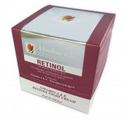Absolute Care Professional Treatment Products Retinol Vitamin A & E Retinol Night Cream, 1.69 oz / 50 ml