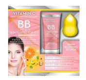 My Beauty Spot Beauty Balm Cream Skin Perfection Kit Tinted Moisturiser + Blending Sponge