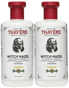 Thayers Witch Hazel Natural Facial Toner with Aloe Vera Formula with Lemon, 350ml