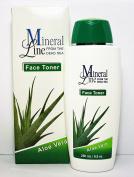 MINERAL LINE From The Dead Sea FACE TONER Aloe Vera 8.8 Oz / 250 ml