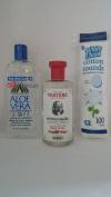 Natural Summer Skin Care Kit