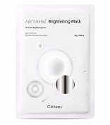 Cellapy Agi Toning Brightening Mask Sheet 28g(30ml) 10pcs Set