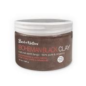 Bohemian Black Clay - Natural Earth Fango - 300ml / 285 g - 100% Pure & Natural