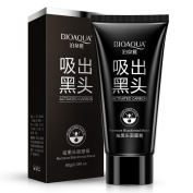 BIOAOUA Women and Man Mud Remove BlackHead Mask for Nose Face Frontal Chin - Activated Carbon Blackhead Acne Killer Deep Cleansing Purifying Mask