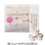 Fracora White Powder V90 (30 capsules) --From Japan-- Arrival between 7 and 10 days!!