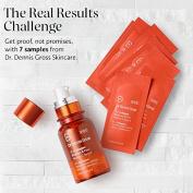 Dr. Dennis Gross Skincare C+ Collagen Brighten & Firm Vitamin C Serum - 7 Day Sample Packets