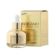 BERGAMO Luxury Gold Ampoule 30ml Moisturiser Nutrition Wrinkle Care