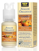 AVALON ORGANICS, Vitamin C Vitality Facial Serum - 30ml