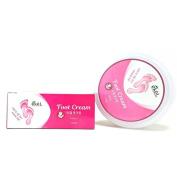 Ekel Rose Foot Cream 100ml Moisturising Nutrition Elasticity Refreshing