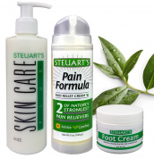 "Steuart""s Gift of Healing Skin Care and Pain Pack No Residue or Odour Amazing Product"