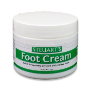 """Steuart""""s Deluxe Foot Cream Amazing for Cracked Heals and Dry Callused Feet"""
