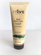 HAND CREAM MUSK-This Dead Sea Enriched with Shea Butter for Normal Skin by MORE Beauty 100ml