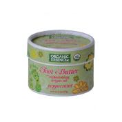 Organic Essence Foot Peppermint Butter, 60ml