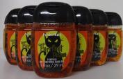 x10 Bath and Body Works Purrfect Potion Pumpkin Pocketbac Hand Gel Lot