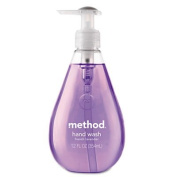 Hand Wash, French Lavender Liquid, 350ml Bottle - MTH00031