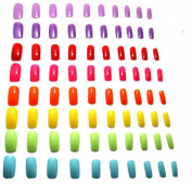 HAMAKA 500 Pcs Nail Art Tips
