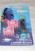 Disney Pixar Finding Dory Lip Balm and 2 Hair Clips - Watermelon Flavoured Lip Balm