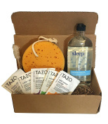Bath & Body Works Spa Gift Baskets - Aromatherapy Gift Set - Because You Deserve It --Stress Relief -or- Energising Options Available