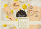 BEAUTY CONCEPTS 4 Pc Chamomile & Vitamin E Moisturising Kit