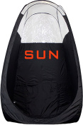 Sun Laboratories – Spray Tan Portable Tent, Mobile Sunless Tanning Spray Tent