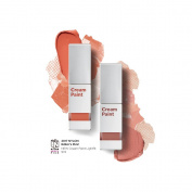 Moonshot Cream Paint Light Fit Lip / Perfect MLBB / Black Pink's lipstick