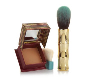 Benefit Hoola Box O' Powder and Hoola Bronzing and Contouring Brush Set