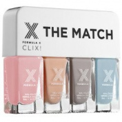 Formula X The Match CLIX! Fair/ Light - 4 x 5ml