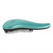 hiLISS Professional Easy & Gentle Detangling Hair Brush designed to gently diffuses tangles and knots