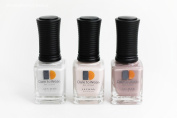3 SHADES FROM LECHAT DARE TO WEAR BELLE LA VIE COLLECTION - 0.5oz/15ml bottle