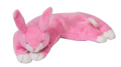 Spa Comforts Pet Pals Eye Pillow, Bunny, Pink