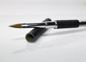 3D Nail Art Brush for Acrylic Powder Design Manicure Pedicure
