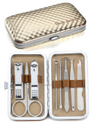 Keiby Citom Mini Stainless Steel Nail Clipper Kits Manicure Set
