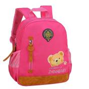 Backpack Baby Child School Bag Oxford Adjustable Straps Daypack Snack Bag Lovely Shoulder Bag For Nursery Kindergarten Primary School Girl/Boy Rucksack 2-6 Years