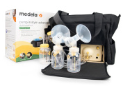 Pump in style advanced double breastpump by medela