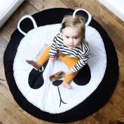 Hiltow Cute Panada Baby Play Mat, Kid rugs Adventure Carpet,Crawling Mat, Children's Room Decoration